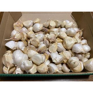 青森県産 福地ホワイト6片ニンニク1kg にんにく バラ