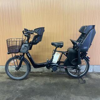 Panasonic - [3人乗り‼︎電動自転車]Panasonicギュットアニーズ20インチ ブラック