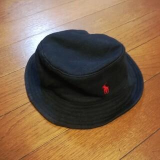 ポロラルフローレン(POLO RALPH LAUREN)のPOLO ポロ 紺 ベビー 帽子(帽子)