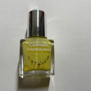 キャンメイク(CANMAKE)のキャンメイク(CANMAKE) カラフルネイルズ 68 レモンイエロー(1個)(マニキュア)