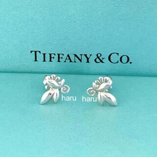 ティファニー(Tiffany & Co.)のティファニー オリーブリーフピアス(ピアス)