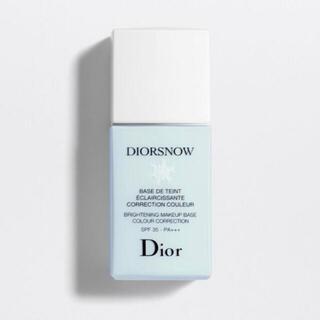 クリスチャンディオール(Christian Dior)のディオール スノー メイクアップ ベース UV35 SPF35/PA+++(化粧下地)