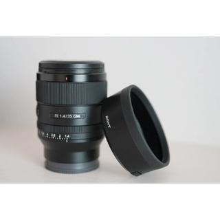 SONY - SONY SEL35F14GM FE 35mm F1.4 GM Eマウント