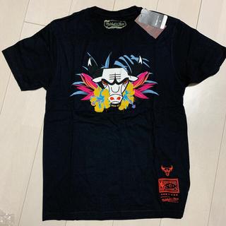ミッチェルアンドネス(MITCHELL & NESS)のブルズ  Tシャツ(Tシャツ/カットソー(半袖/袖なし))
