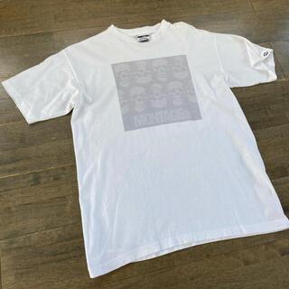montage - montage モンタージュ Tシャツ Lサイズ モザイク スカル