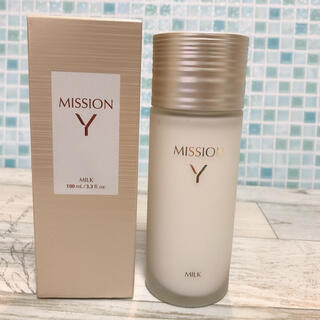 エイボン(AVON)の乳液 ミッション Y ミルク d  100mL (乳液/ミルク)