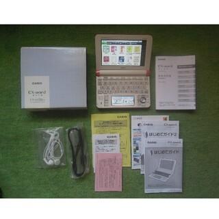 CASIO - 電子辞書 XD-U6000 EX-WORD DATAPLUS8 日本歴史大事典