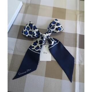 クリスチャンディオール(Christian Dior)のディオール スカーフ シルクスカーフ(バンダナ/スカーフ)