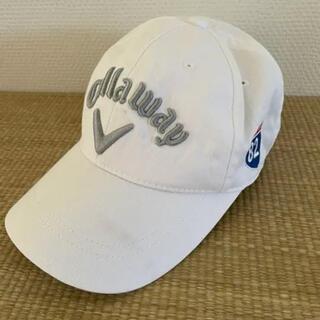 キャロウェイ(Callaway)のキャロウェイ ゴルフキャップ帽子(その他)
