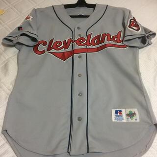 MLB クリーブランド インディアンズ ユニフォーム サイズ44 インディアンス