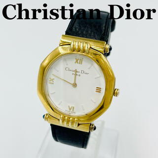 クリスチャンディオール(Christian Dior)の✨一点限り✨クリスチャン ディオール クォーツ 腕時計(腕時計)