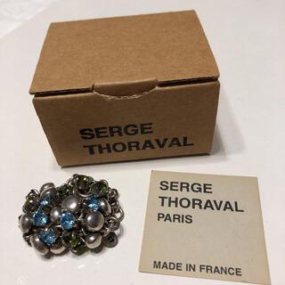 H.P.FRANCE - SERGE THORAVAL セルジュトラバル Maille  編み目リング