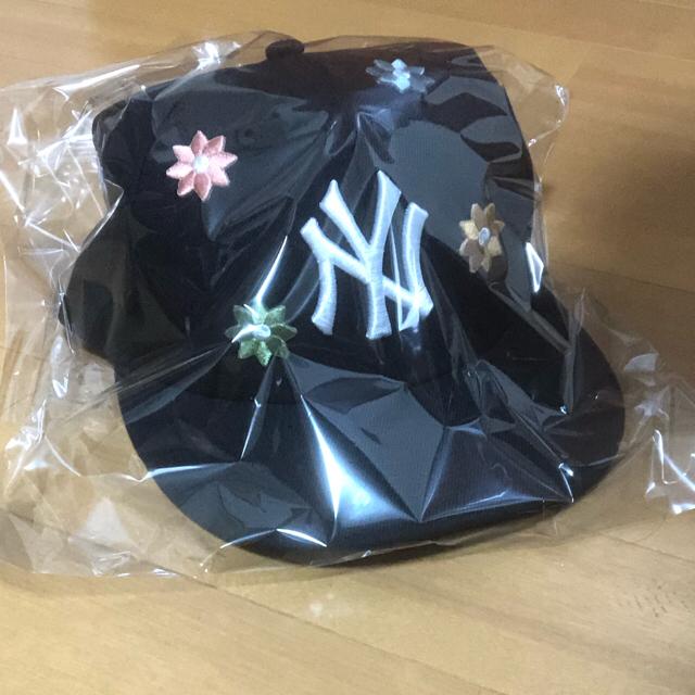 sacai(サカイ)のRainbow Flower Baseball Cap VEGA キャップ メンズの帽子(キャップ)の商品写真