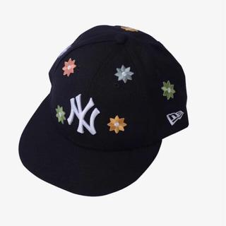NEW ERA - Rainbow Flower Baseball Cap VEGA キャップ