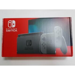 Nintendo Switch - Nintendo Switch Joy-Con (L) / (R) グレー新型