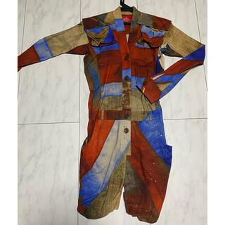 Vivienne Westwood - VivienneWestwoodジャンプスーツ