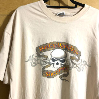 Harley Davidson - 【レア】HARLEY DAVIDSON tシャツ
