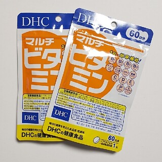 DHC - DHCマルチビタミン 60日分×2袋