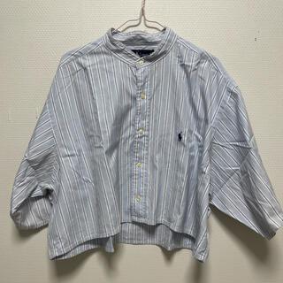 ラルフローレン(Ralph Lauren)のラルフローレン リメイクシャツ(ポロシャツ)