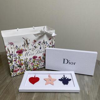 ディオール(Dior)のミスディオール限定ショッパー+バッグチャーム 新品・未使用(その他)