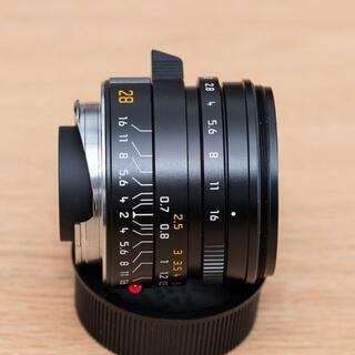 LEICA - [新同]LEICA Summicron 28mm F2 ASPH. II ライカ