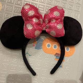 Disney - ミニー ディズニー カチューシャ