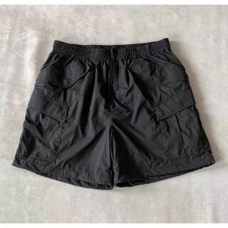 黒 M DAIWA PIER39 21ss Tech 6P Mil Shorts