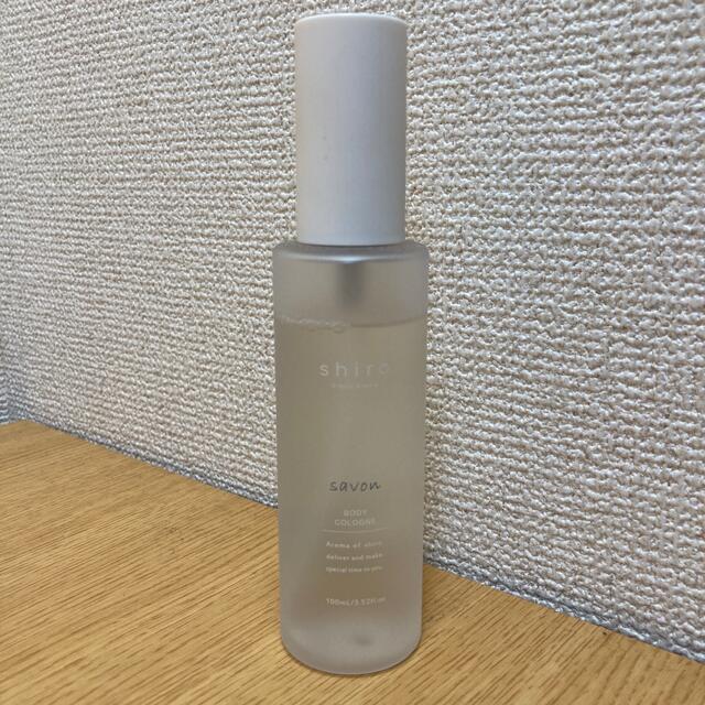 shiro(シロ)のshiro ボディコロン/サボン コスメ/美容の香水(香水(女性用))の商品写真