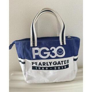 パーリーゲイツ(PEARLY GATES)の人気 30周年記念 パーリーゲイツ カートバッグ ゴルフバッグ ストラップ付き(バッグ)