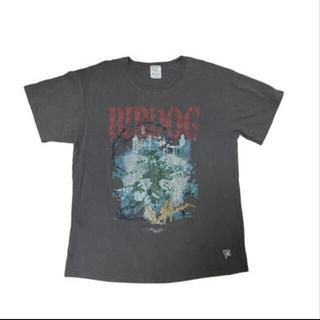 birdog コムドット 2million Band T-shirt Tシャツ