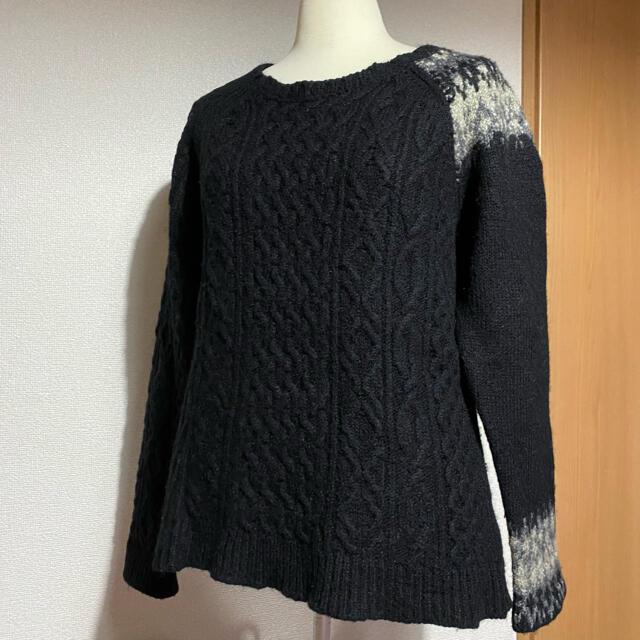 MIHARAYASUHIRO(ミハラヤスヒロ)のミハラヤスヒロ ニット メンズのトップス(ニット/セーター)の商品写真