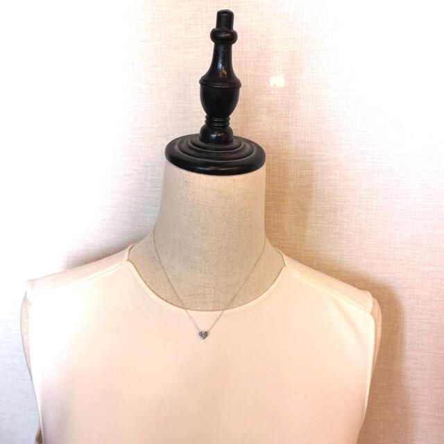 PonteVecchio(ポンテヴェキオ)のig PonteVecchio K18WGポンテヴェキオブラックダイヤネックレス レディースのアクセサリー(ネックレス)の商品写真