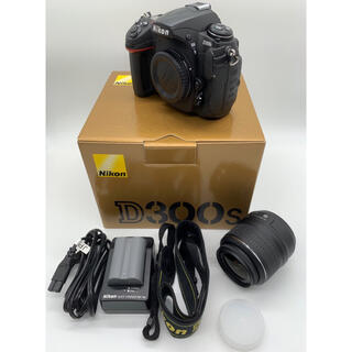 ニコン(Nikon)の【NIKON】 D300s + AF-S DX 18-55mm F3.5-5.6(デジタル一眼)