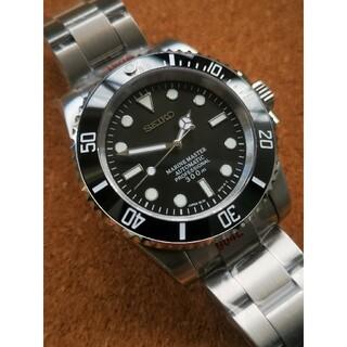 SEIKO - SEIKO セイコー  ノンデイト カスタム 腕時計  nh35 MOD