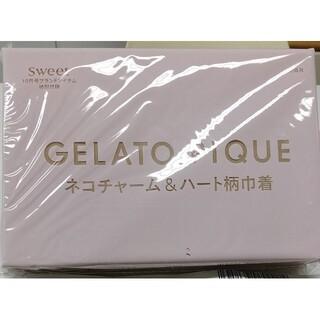 gelato pique - sweet 2021年10月号 gelato pique ネコチャーム&巾着