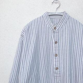 Santa Monica - Vintage Stripe Shirt 古着