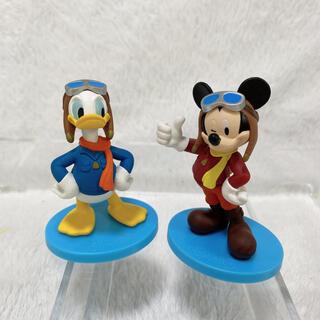 Disney - 東京ディズニーシー ソアリン ミッキー ドナルド フィギュア