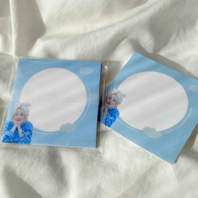 """SEVENTEEN(セブンティーン)の韓国 メモパッド  """" ジョンハン """" SEVENTEEN エンタメ/ホビーのCD(K-POP/アジア)の商品写真"""