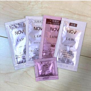 ノブ(NOV)のノブ スキンケアセット(化粧水/ローション)