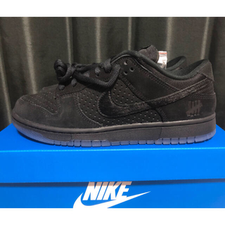 NIKE - 新品 27cm NIKE UNDEFEATED DUNK LOW SP