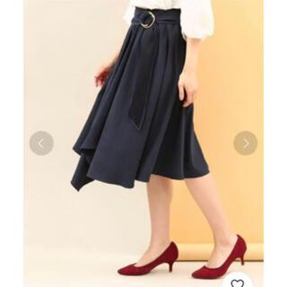 ヴィス(ViS)の★ ViS♡ハンカチーフヘムスカート★(ひざ丈スカート)