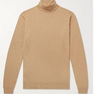 ジョンスメドレー(JOHN SMEDLEY)の新品 JOHN SMEDLEY ジョンスメドレー タートルネック セーター(ニット/セーター)