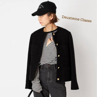 DEUXIEME CLASSE - Deuxieme Classe Garconne Tweed ジャケット