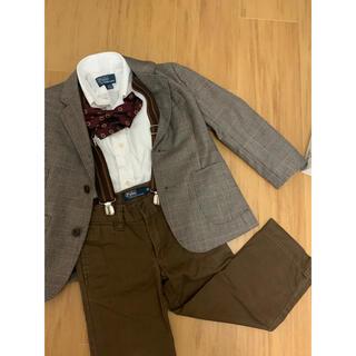 コドモビームス(こども ビームス)の七五三 卒園式 100センチ スーツ 男の子 最終価格(ドレス/フォーマル)