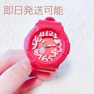 ベビージー(Baby-G)のCASIO BABY-G ピンク(腕時計)