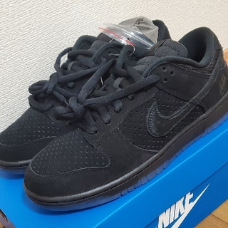 """NIKE - UNDEFEATED × NIKE DUNK LOW SP """"BLACK"""""""