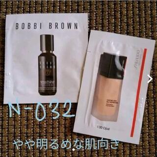 ボビイブラウン(BOBBI BROWN)のボビイブラウン インテンシブ スキンセラム ファンデーション N032 サンプル(ファンデーション)