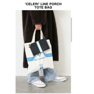 DEUXIEME CLASSE - CELERINAVY LINE BAG&TOTE BAG 2点セット