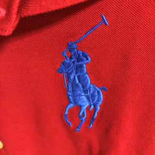 ラルフローレン(Ralph Lauren)のラルフローレン  ポロシャツ美品(ポロシャツ)