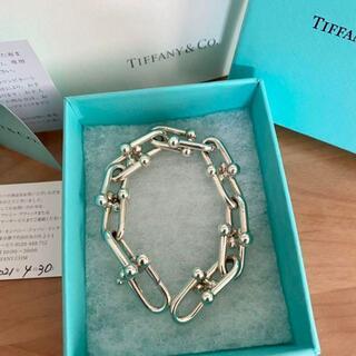 Tiffany & Co. - ティファニー ラージリンクブレスレット